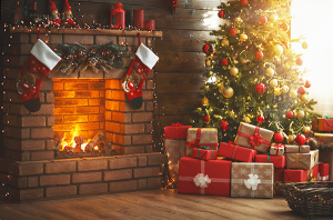 5 Christmas Fireplace Ideas You'll Love